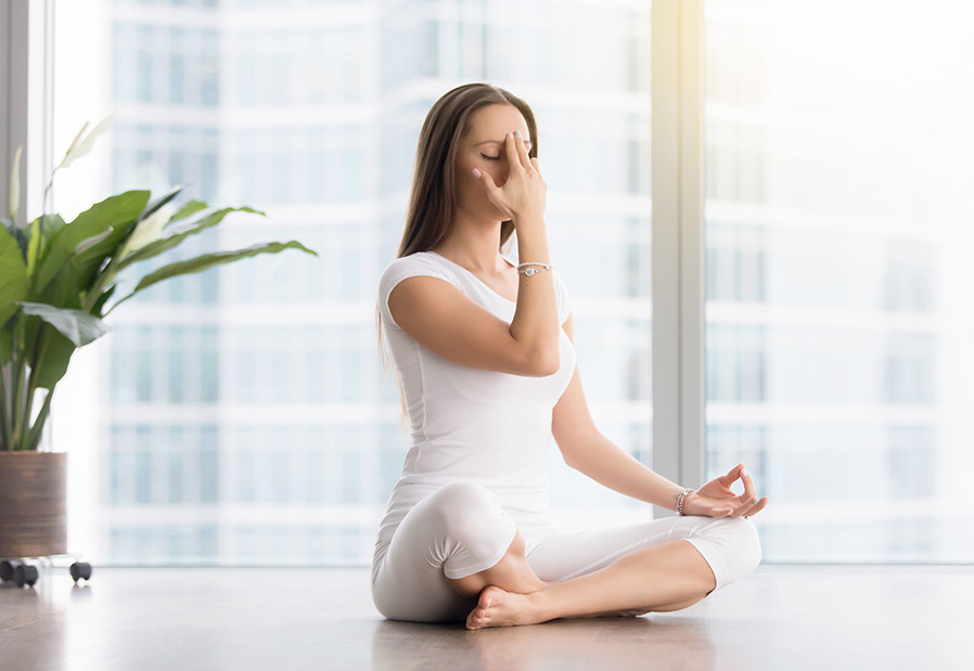 Yoga Poses for Balancing Hormones